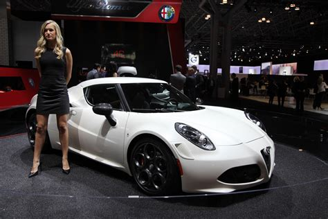 new york 2014 alfa romeo 4c