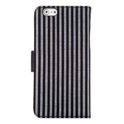 Melkco Pu Western Series For Apple Iphone 6 5 5 iphone6s 6 ケース pu western series diary black stripe melkco iphoneケースは unicase