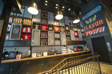 American Kitchen And Bar by Brand New Fieri Invades Times Square