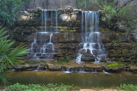waterfalls for backyards relaxing backyard waterfalls ideas rilane