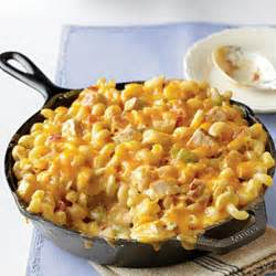 king ranch chicken mac and cheese recipe details