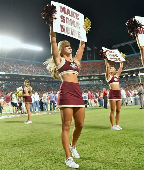 florida state college cheerleaders 31 best girls of fsu images on pinterest florida state