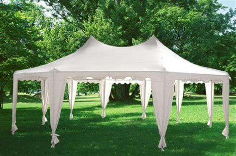 gazebo tent canopy 22 x 16 heavy duty tent gazebo 4 colors