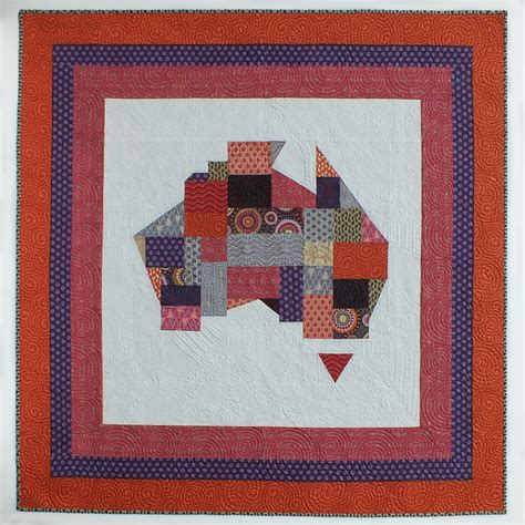 Photo Quilt Australia by Australia Published She Quilts Alot