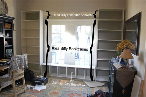 Ikea White Hemnes Bookcase Built In Bookcases Icreatived