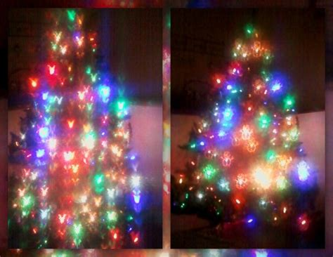 christmas tree lights gasses specs lights in snowman and reindeer shapes lilly bug studiolilly bug studio