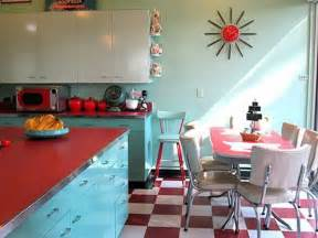 Red white and blue kitchen decor to welcome summer and national