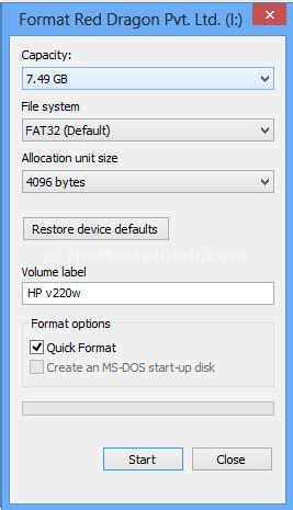format fat32 option missing how to increase data transfer rate of your pendrive the