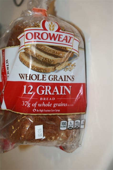2 whole grain toast calories toast with the new and improved oroweat