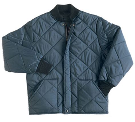 Mens Quilted Work Jackets by Walls S Work Quilted Cooler Jacket Insulated Ebay