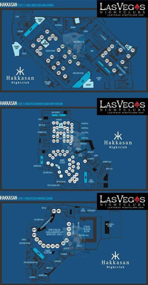 hakkasan las vegas floor plan hakkasan las vegas nightclub best vegas nightclub in the