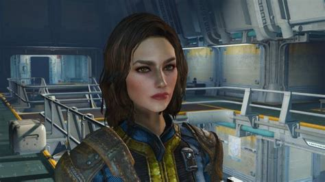 fallout 4 character mods female gorgeous vault girl at fallout 4 nexus mods and community