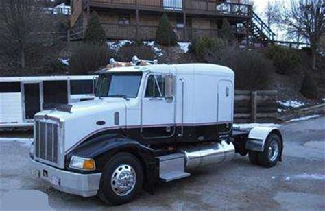Single Axle Peterbilt With Sleeper For Sale by 2003 Peterbilt 385 Single Axle Semi Truck For Sale In Burnsville Carolina