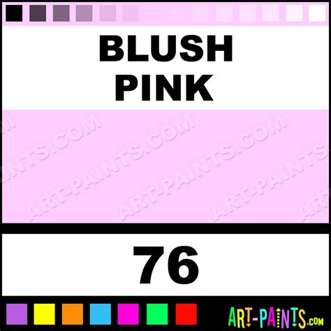 blush pink paint blush pink decocolor fine paintmarker marking pen paints