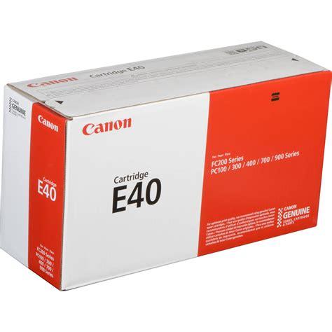 Toner Canon toner cartridge canon e40 black toner cartridge