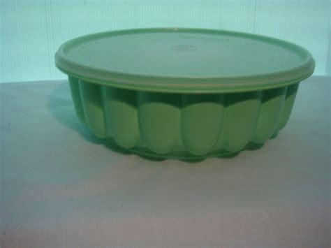 Tupperware Jello vintage tupperware jello mold 1960 s 3 pcs jello molds