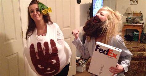 diy halloween costumes   friends popsugar