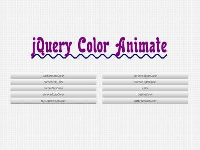 jquery animate color jquery color animate bootstrap
