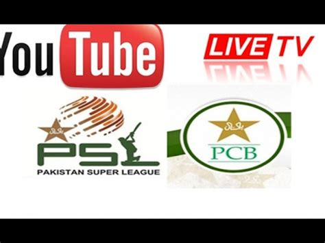 psl live streaming youtube