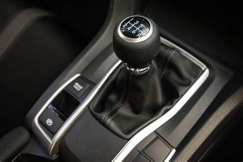 Manual Transmission Honda The Selection Is Bigger Than