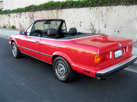 1987 Bmw 325i Sold 1987 Bmw 325i Convertible 7 900