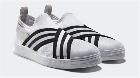 Adidas Superstar Slip On X Mountaineering Whiteblack adidas superstar slip on x white mountaineering superstar shoes