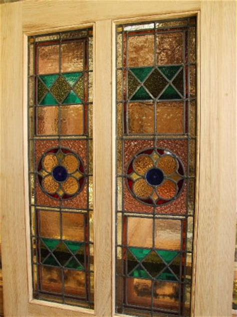 The Stained Glass Doors Company Style Stained Glass Front Door Stained Glass Doors Company