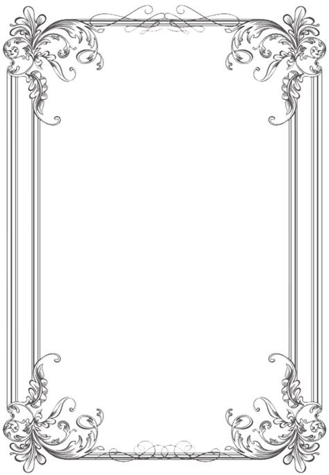 Wedding Clipart Borders by Free Black Clip Borders And Frames Weddings Custom