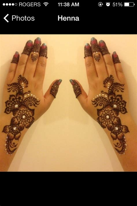 beautiful henna look don t forget to like trusper
