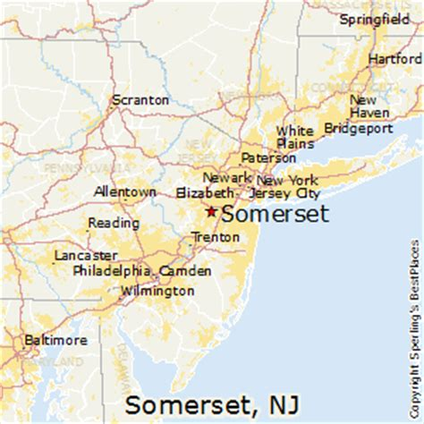 best places to live in somerset new jersey