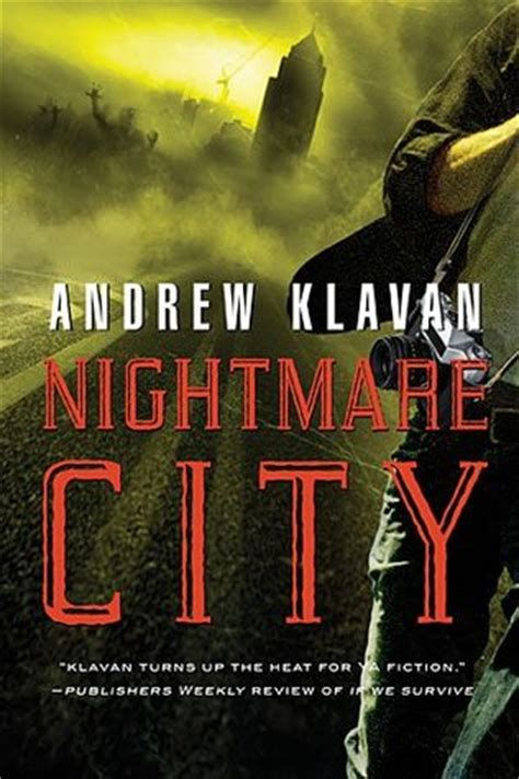 nightmare books nightmare city by andrew klavan reviews discussion