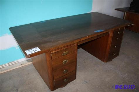 Office Desk Grand Rapids Vintage Stow Davis Furniture Company Office Desk Grand Rapids Michigan Drawers