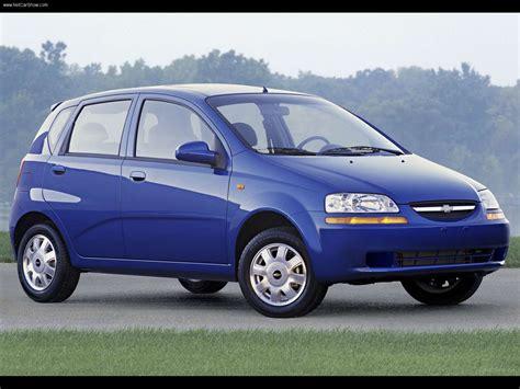 2004 Chevrolet Aveo chevrolet aveo ls 5 door picture 07 of 13 front angle