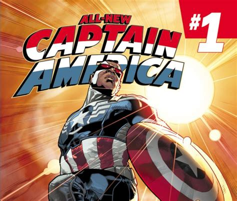 Ordinal New Captain America 04 all new captain america 2014 1 comics marvel