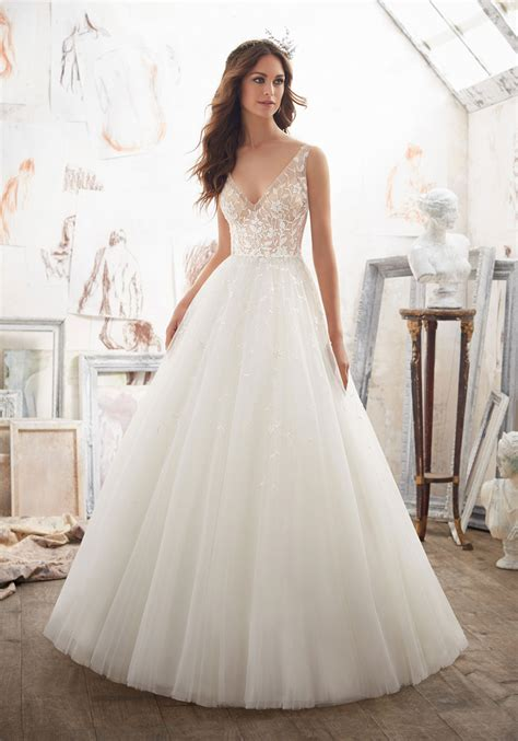 Wedding Dresses Mori by Mori 5515 Matilda Wedding Dress