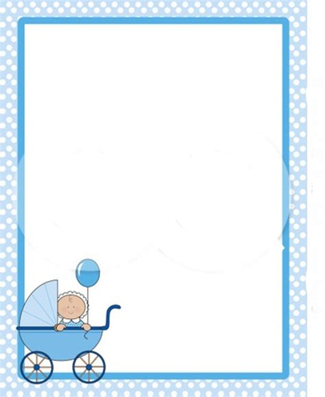 Business Letter Borders free clip baby borders posts related to clip