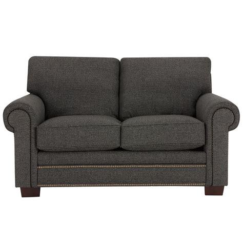 dark brown loveseat city furniture foster dark brown fabric loveseat