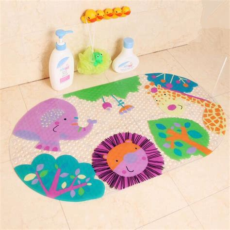 bathtub mat for babies aliexpress com buy hot selling bath mats cartoon shell bathroom suction cup for baby