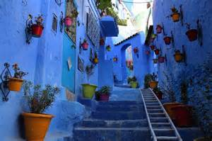 chefchaouen amazing places