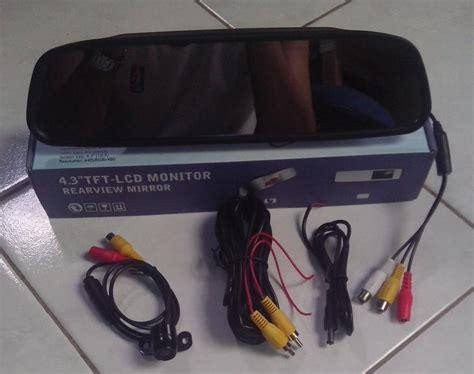 Spion Dalam Mobil jual spion mobil didalamnya terdapat monitor kamera