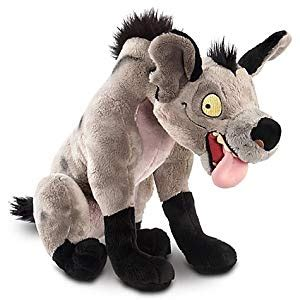 Jam Scar 511 the king hyena ed plush 11 toys
