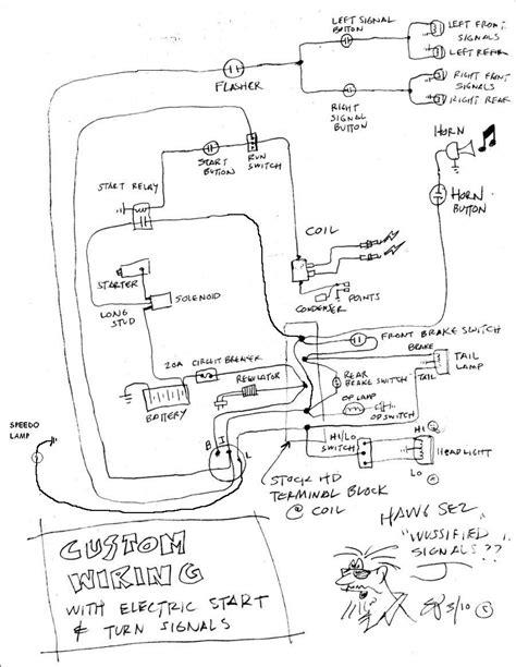 shovelhead parts diagram shovelhead free engine image