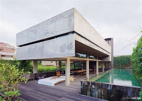 Dukuan House Bali Indonesia Asia modern tropical home in indonesia living asean