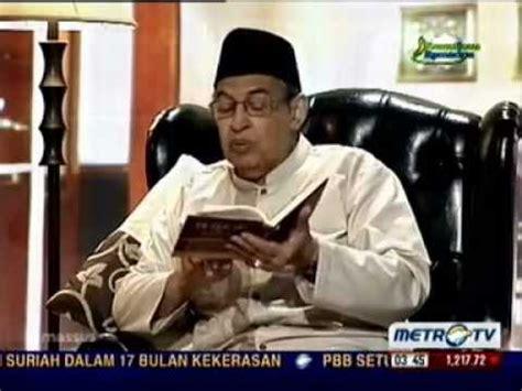 Tafsir Al Misbah Jilid Terpisah Quraish Shihab 5 tafsir misbah videolike