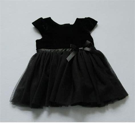 black baby dress baby velvet dresses princess dresses black and
