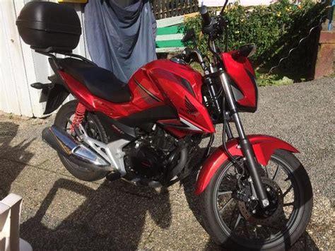Honda Motorrad 90er by Motorrad Honda Cb125f 125 Ccm In Birkenau 80er 125er