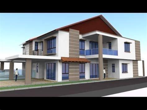 Dekorasi Rumah Corner Lot