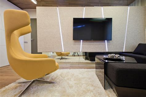 Swivel Chairs For Living Room Contemporary Design Ideas Tv Room By Geometrix Design 3 Homedsgn