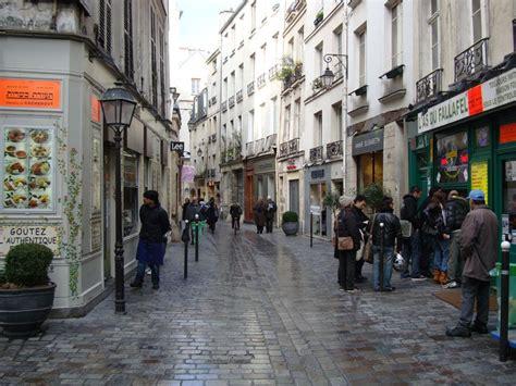 World Visits Le Marais An Ancient District In Paris France