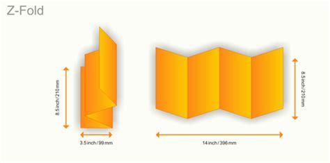 How To Fold A3 Paper Into A Booklet - ebrochure biz brochure design company brochure